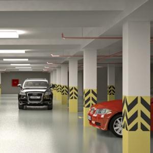 Автостоянки, паркинги Хомутовки
