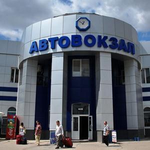 Автовокзалы Хомутовки