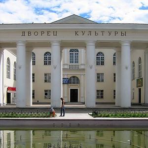Дворцы и дома культуры Хомутовки