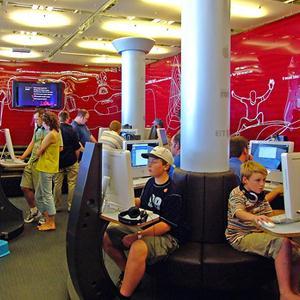 Интернет-кафе Хомутовки