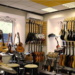 Музыкальные магазины Хомутовки