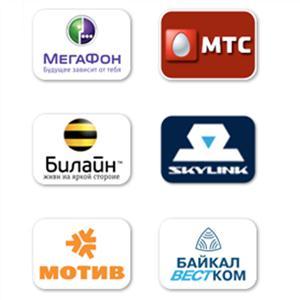 Операторы сотовой связи Хомутовки
