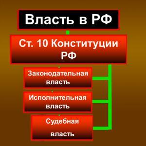 Органы власти Хомутовки