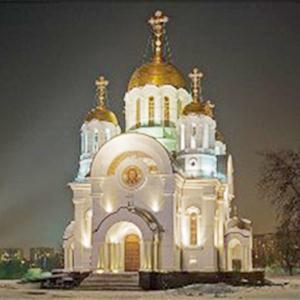 Религиозные учреждения Хомутовки