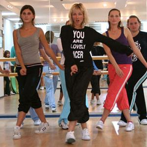 Школы танцев Хомутовки