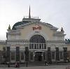 Железнодорожные вокзалы в Хомутовке