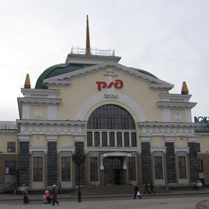 Железнодорожные вокзалы Хомутовки
